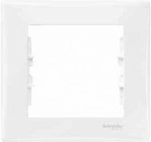 SDN5800121 Рамка одиночная, бел.  купить в Москве, цена в России: опт, розница | smartipad.ru