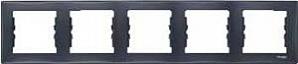 SDN5800970 Рамка х5 горизонт., графит  купить в Москве, цена в России: опт, розница | smartipad.ru