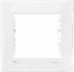 SDN5810121 рамка 1 место IP44 бел  купить в Москве, цена в России: опт, розница | smartipad.ru