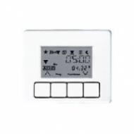 SL5232T3WW SL 500 БелНакладка жалюзийного выключателя УНИВЕРСАЛ с таймером(мех.230ME,232ME,224ME)