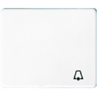 SL590KWW SL 500 Бел Клавиша 1-я с символом ЗВОНОК