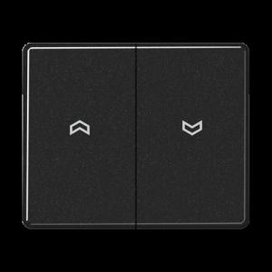 SL595PSW SL 500 Черный Клавиша 2-я жалюзийная