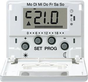 SLUT238DGB SL 500 БронзаДисплей термостата с таймером(мех. UT238E)