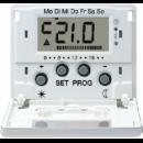SLUT238DWW SL 500 БелДисплей термостата с таймером(мех. UT238E)