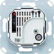 TR241U Мех Термостат комнатный перекидной контакт(нагрев 10(4)А),24В