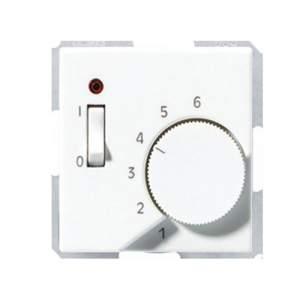 TRA231AL А 500 АлюминийТермостат комнатный, 10(4)А