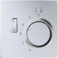 TRAL231 LS 990Алюминий Термостат комнатный, 10(4)А