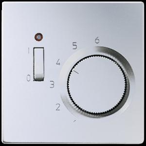 TRAL241 LS 990Алюминий Термостат комнатный, 10(4)А, ~ 24v, 50/60 Hz