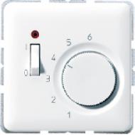 TRCD231LG CD 500/CD plusСветло-серый Термостат комнатный, 10(4)А