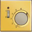 TRLS231GGO LS 990 Золото Термостат комнатный, 10(4)А, 220В, НЗ-контакт