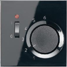 TRLS231SW LS 990Черный Термостат комнатный, 10(4)А