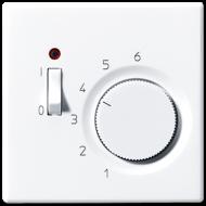 TRLS241 LS 990Беж Термостат комнатный, 10(4)А, ~ 24v, 50/60 Hz