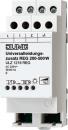 ULZ1215REG Мех Универсальный усилитель мощности светорегуляторов 200-500 Вт, на DIN-рейку,4 мод