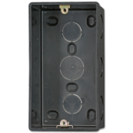 WB115-230PLA Установочная коробка для розеток SHSO 115-230 WW