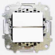Z2202 BL NIE Zenit Бел Переключатель 1-клавишный 2 мод