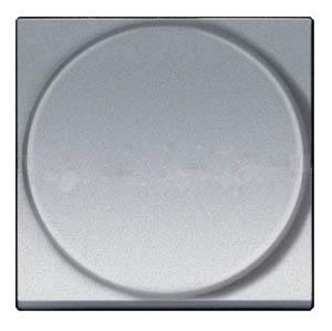 Z2260.2 PL NIE Zenit Серебро Светорегулятор поворотный 60-400W универсальный, 2 мод