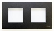 Z2272 AN NIE Zenit Антрацит Рамка 2-я 2+2 мод