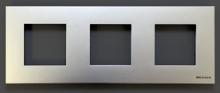 Z2273 PL NIE Zenit Серебро Рамка 3-я 2+2+2 мод