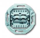 0230-0-0243 (0215) BJE Мех Розетка ТЛФ 2-ая (8-пол) наклонная