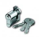 0470-0-0021 (0521 PZ-GS) BJE Мех Личинка замка под типовой ключ с 3-мя ключами