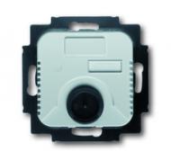 1032-0-0514 (1032-0-0484) BJE Мех термостата с НЗ контактом, с контр. лампой и перекл.экономичного режима 250V 10A