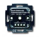 6599-0-2873 (6599-0-2035) (2112 U-101) BJE Мех Светорегулятор поворотный для люм/ламп с эл-ным ПРА (упр 1-10 В, 50 мА)