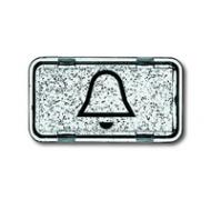 1714-0-0278 (2622 KI-101) BJE Ocean/Allwetter 44 Линза прозрачная с симв звонок для клавиш