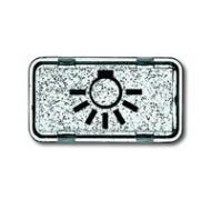 1714-0-0260 (2622 LI-101) BJE Ocean/Allwetter 44 Линза прозрачная с симв свет для клавиш