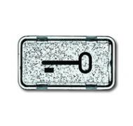 2622 TR-101 BJE Ocean/Allwetter 44 Линза прозрачная с симв ключ для клавиш