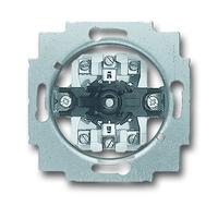 1101-0-0559 (2722 U) BJE Мех Выключатель 2-х полюсный поворотный для жалюзи (без фиксации)