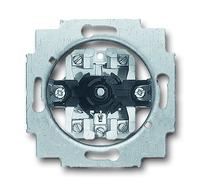 1101-0-0567 (2723 U) BJE Мех Выключатель 1P+N+E поворотный под замок для жалюзи (без фиксации)