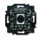 6590-0-0171 (6590-0-0169) (6593 U) BJE Мех Светорегулятор клавишный нажимной универсальный 420W/VA (л/н+эл тр-р или л/н+обм тр-р)