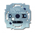 6800-0-2270 (6815 U) BJE Мех Многофункц. выключателя с детектором движения Комфорт 300 Вт для л/н эл, обм тр-ров