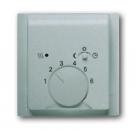 1710-0-3747 (1795-783) BJE Impuls Серебро металлик Накладка для терморегулятора НЗ конт (мех 1095 U,1096U)