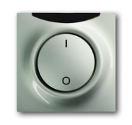 6020-0-0986 (6067-79-101) BJE Impuls Шампань Накладка выключателя с ДУ
