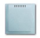6599-0-2919 (6541-783) BJE Impuls Серебро металлик Накладка усилителя мощности светорегулятора
