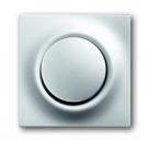 6599-0-2921 (6543-783-101) BJE Impuls Серебро металлик Накладка светорегулятора псевдосенсорного