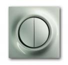 6599-0-2905 (6545-79) BJE Impuls Шампань Накладка 2-хканального нажимного светорегулятора