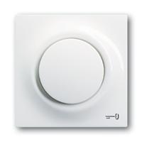 1753-0-4831 (1789 TR-74) BJE Impuls Бел Клавиша 1-я подсветкой и симв ключ