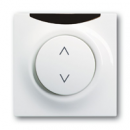 6020-0-1190 (6020-0-0556) (6066-74-101) BJE Impuls Бел Накладка светорегулятора с ДУ