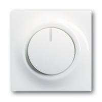 6599-0-2084 (6540-74) BJE Impuls Бел Накладка светорегулятора поворотного