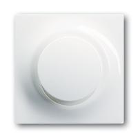6599-0-2597 (6543-74-101) BJE Impuls Бел Накладка светорегулятора псевдосенсорного