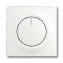 6599-0-2970 (6540-774) BJE Impuls Белый бархат Накладка светорегулятора поворотного