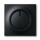 6599-0-2974 (6540-775) BJE Impuls Черный бархат Накладка светорегулятора поворотного