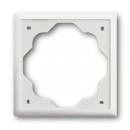 1754-0-4430 (1754-0-4429) BJE Impuls Белый бархат Рамка 1-ая
