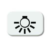 1433-0-0028 (2525 LI-214) BJE Reflex Линза с симв свет