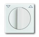 1710-0-3172 (1740-84) BJE Solo/Future Бел Ручка поворотного выключателя жалюзийного