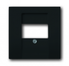 1710-0-3613 (1766-81) BJE Solo/Future Антрацит Центральная плата для Розетки громкоговорителя 0247, 0248
