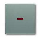 1751-0-3013 (1789-803) BJE Solo/Future Серый Металлик Клавиша 1-ая с красной линзой