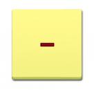1751-0-3004 (1789-815) BJE Solo/Future Желтый Сахара Клавиша 1-ая с красной линзой